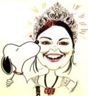 Award Caricature