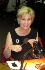 Ruth Monsell of Artful Heirlooms