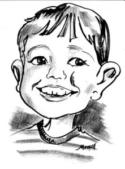 Julian's Caricature