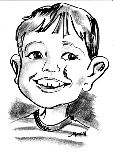 Julian's Caricature