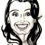 Teen Caricature
