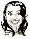 Teen Caricature