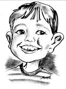 Julian's - Caricature