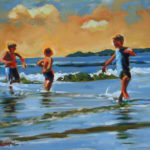 Golden Beach Boys - Oil