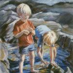 Tidal Pool - Pastel