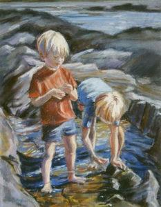 Tidal Pool Pastel