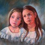 Sisters - Pastel